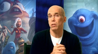 "In ""Modern Monster Movie-Making"", DreamWorks Animation CEO Jeffrey Katzenberg talks about 3D like it's the best thing since sliced bread."
