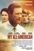 My All American (2015) movie poster