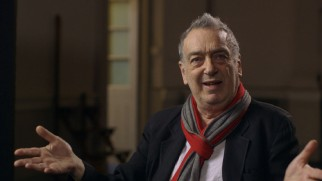 A scarved Stephen Frears reflects on the film in this 2015 interview.