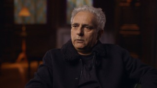 Screenwriter Hanif Kureishi discusses his life and his first movie in one of four new substantial crew member interviews.