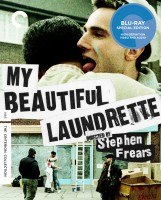 My Beautiful Laundrette: The Criterion Collection Blu-ray Disc cover art -- click to buy from Amazon.com