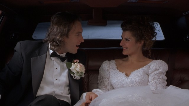 Spoiler alert: there is a happy ending for Ian (John Corbett) and Toula (Nia Vardalos).