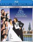 My Big Fat Greek Wedding: 10th Anniversary Special Edition Blu-ray + DVD + Digital Copy combo pack cover art -- click to buy from Amazon.com