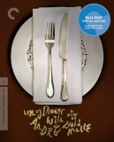 My Dinner with Andre (The Criterion Collection Blu-ray) - June 16