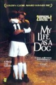 My Life as a Dog: 1988 U.S. movie poster