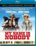My Name Is Nobody Blu-ray Disc cover art -- click to buy from Amazon.com