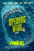 The Meg (2018) movie poster