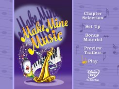 Make Mine Music Dvd Review