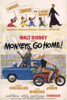Monkeys, Go Home! movie poster - click to buy