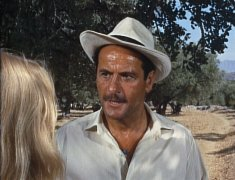 Eli Wallach plays Uncle Stratos