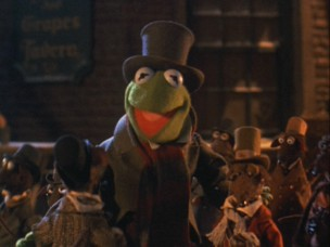 The Muppet Christmas Carol DVD Review