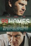99 Homes (2015) movie poster