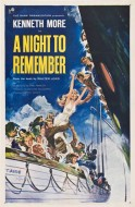 A Night to Remember (1958) movie poster