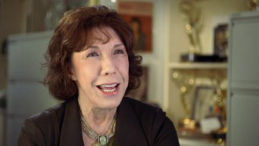 "Speaking in front of her multiple Emmy awards, Lily Tomlin is among those reflecting on ""The Making of 'Nashville.'"""