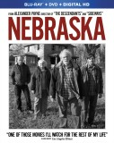 Nebraska: Blu-ray + DVD + Digital HD UltraViolet combo pack cover art -- click to buy from Amazon.com