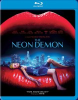 The Neon Demon Blu-ray cover art