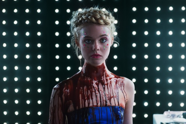 """The Neon Demon"" stars Elle Fanning as Jesse, a 16-year-old who moves to Los Angeles to become a model."