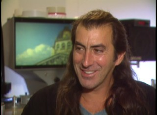 "Kenny Ortega and his regal mane discuss their directorial debut in ""The Inside Story."""