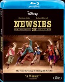 Newsies: 20th Anniversary Edition Blu-ray Disc cover art -- click to buy from Amazon.com