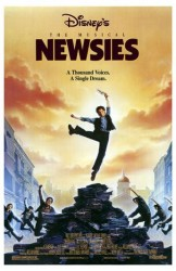 Newsies (1992) movie poster