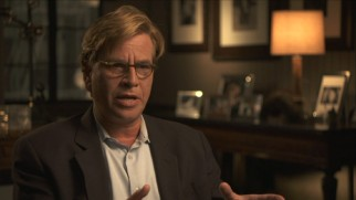 "Creator Aaron Sorkin discusses each installment in ten ""Inside the Episode"" shorts spread across the set."