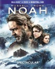 Noah: Blu-ray + DVD + Digital HD cover art -- click to read the press release.