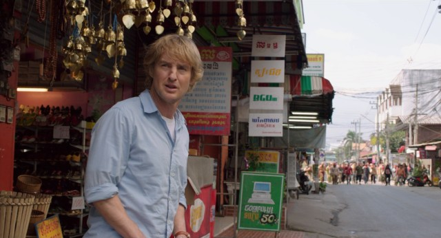 "Oh wow, Jack Dwyer (Owen Wilson) picked the wrong time to move his family to Southeast Asia, finding himself in the middle of a revolution in ""No Escape."""