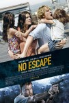 No Escape (2015) movie poster