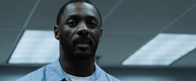 Colin Evans (Idris Elba) makes an impassioned speech about his rehabilitation which persuades all but one person on the parole board. Unfortunately for him, he needs a unanimous vote.