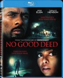 No Good Deed Blu-ray Disc cover art -- click to buy from Amazon.com