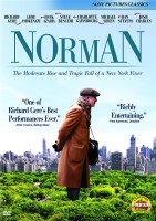 Norman: The Moderate Rise and Tragic Fall of a New York Fixer DVD cover art -- click to buy from Amazon.com