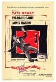 North by Northwest (1959) movie poster