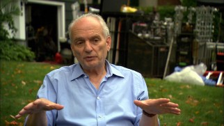 """The Sopranos"" creator David Chase discusses the film's experiences reflect his own as a 1960s New Jersey youth."