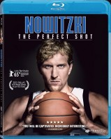 Nowitzki: The Perfect Shot Blu-ray Disc cover art -- click to buy from Amazon.com