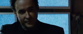 John Cusack plays Emerson Kent, a veteran CIA black ops agent with a troubled conscience.