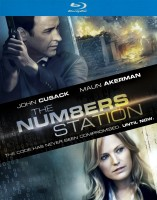 The Numbers Station Blu-ray cover art -- click to buy from Amazon.com