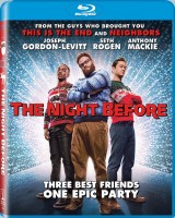 The Night Before: Blu-ray + Digital HD cover art - click to buy from Amazon.com