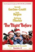 The Night Before (2015) movie poster