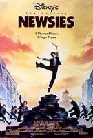 Newsies movie poster