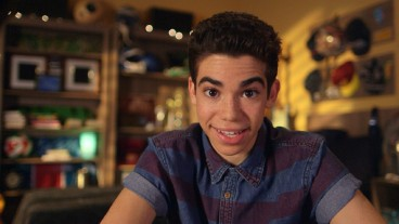 "Cameron Boyce, a young actor who will play Cruella De Vil's son in an upcoming Disney Channel movie, hosts ""411 on 101."""