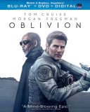 Oblivion: Blu-ray + DVD + Digital Copy combo pack cover art - click to buy from Amazon.com
