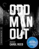 Odd Man Out: The Criterion Collection Blu-ray Disc cover art -- click to buy from Amazon.com