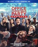 Office Christmas Party: Unrated (Blu-ray + DVD + Digital HD) - April 4