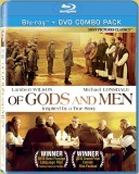 Of Gods and Men Blu-ray + DVD Combo Pack cover art -- click to buy from Amazon.com