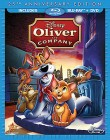 Oliver & Company: 25th Anniversary Edition Blu-ray + DVD combo pack cover art -- click for larger view