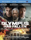 Olympus Has Fallen: Blu-ray + DVD + UltraViolet combo pack cover art -- click to buy from Amazon.com