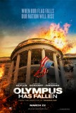 Olympus Has Fallen (2013) movie poster