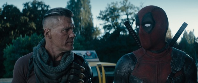 Powerful time traveler Cable (Josh Brolin) and Deadpool (Ryan Reynolds) become unlike allies.