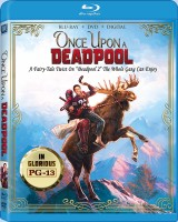 Once Upon a Deadpool: Blu-ray + DVD + Digital HD copy combo pack -- click to buy from Amazon.com