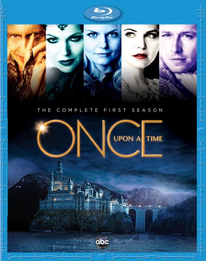 Once Upon a Time: The Complete First Season Blu-ray cover art - click to buy from Amazon.com